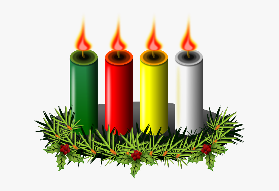 Free Advent Wreath Clip Art.