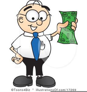 Financial Advisor Clipart.