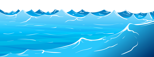 Sea Picture Transparent PNG Clipart.