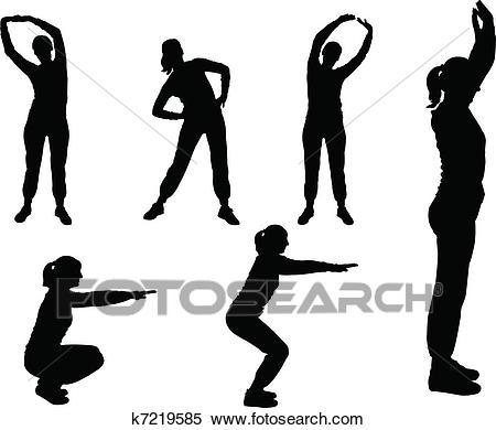 Aerobics girl 3.