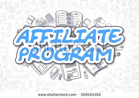 Affiliate Program Stock Images, Royalty.