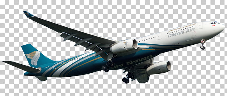 Boeing 737 Next Generation Airbus A330 Airline Oman Air.
