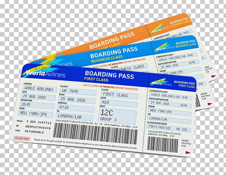 Airplane Flight Air Travel Airline Ticket PNG, Clipart.