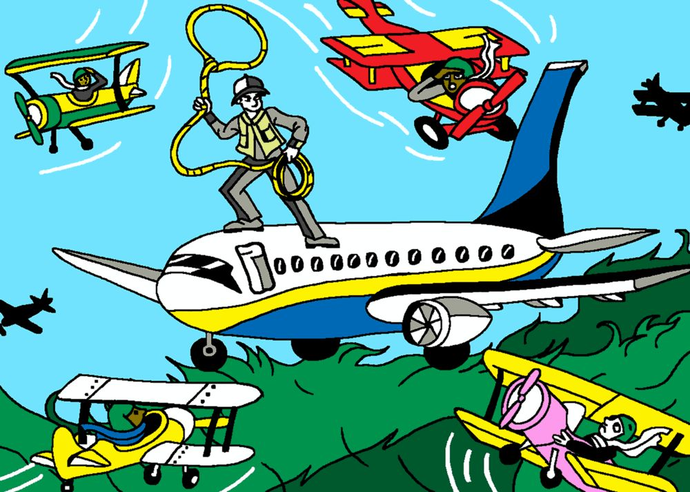Ryanair\'s Global Pitch to Pilots: Job Stability, but No Free.