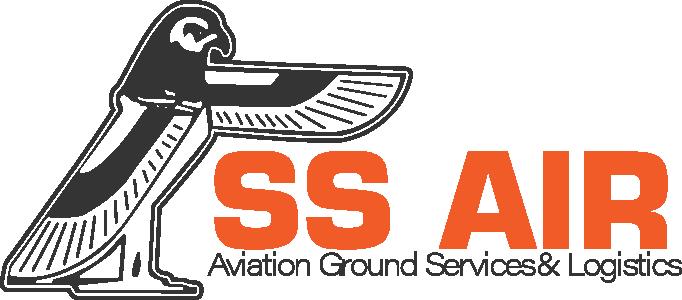 S.S.Air Aviation Services at Borg El Arab International.