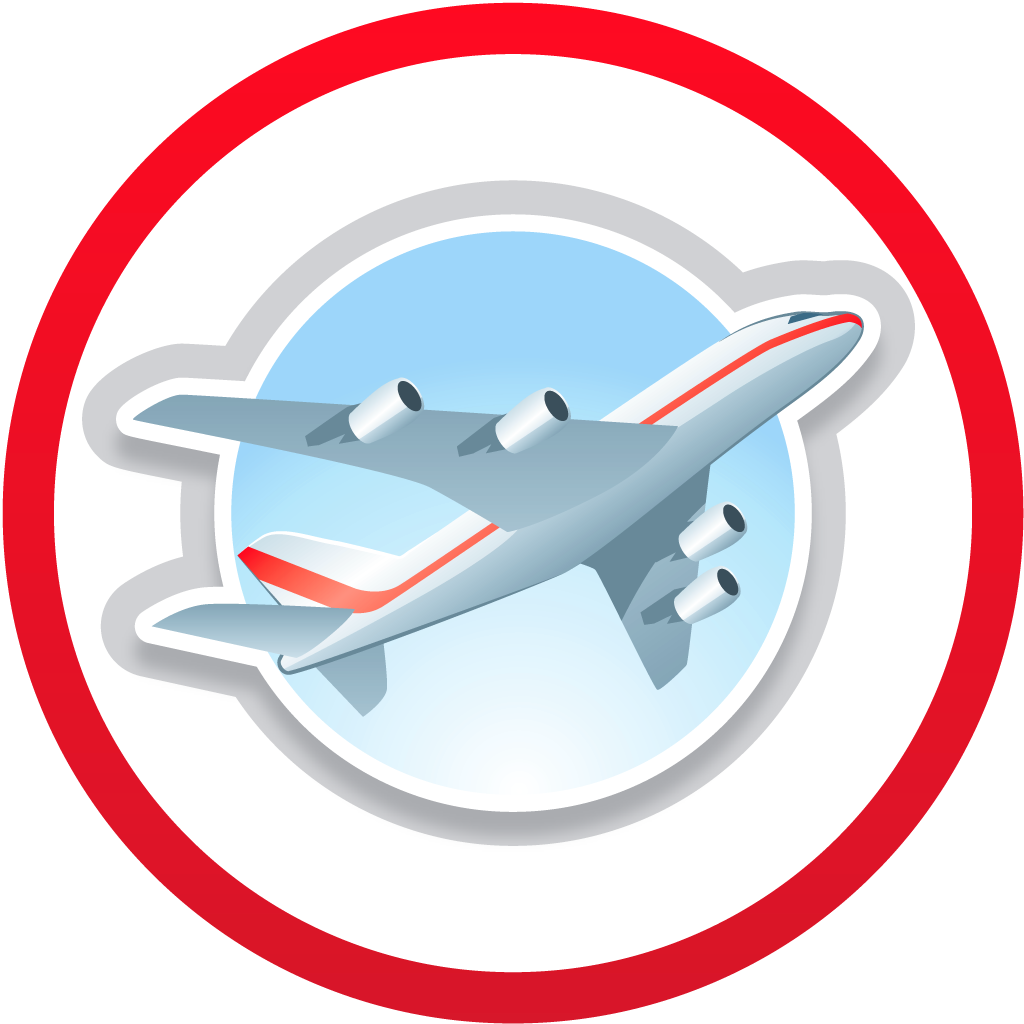 Clipart airplane destination, Clipart airplane destination.