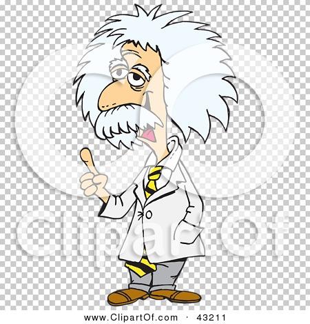 Einstein Clipart 43211.