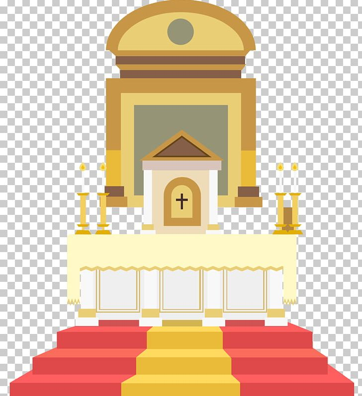 Altar In The Catholic Church Illustration PNG, Clipart.