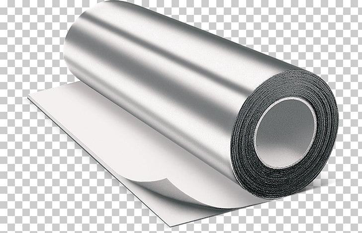 Aluminium foil Material Adhesive, Aluminium foil PNG clipart.