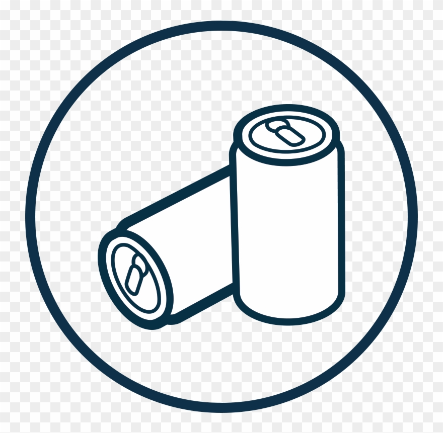 Aluminum Can Clipart (#719914).