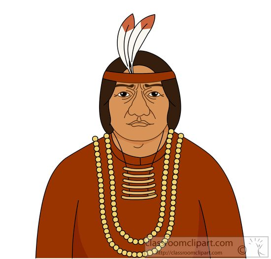 Native american indian clipart native american indian.