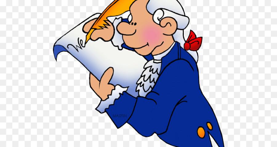 Thomas Jefferson Cartoon png download.