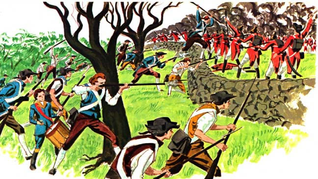 Clipart American Revolutionary War.