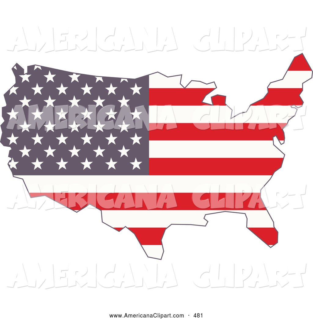 Americana clipart 5 » Clipart Station.