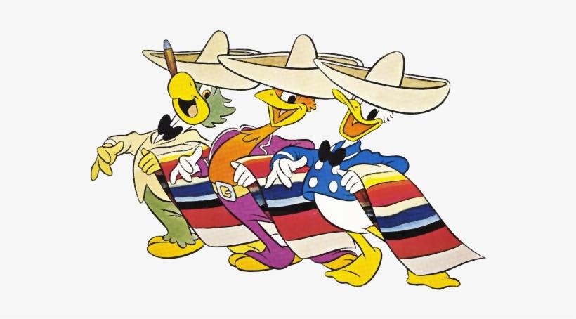 3 Amigos Clipart.