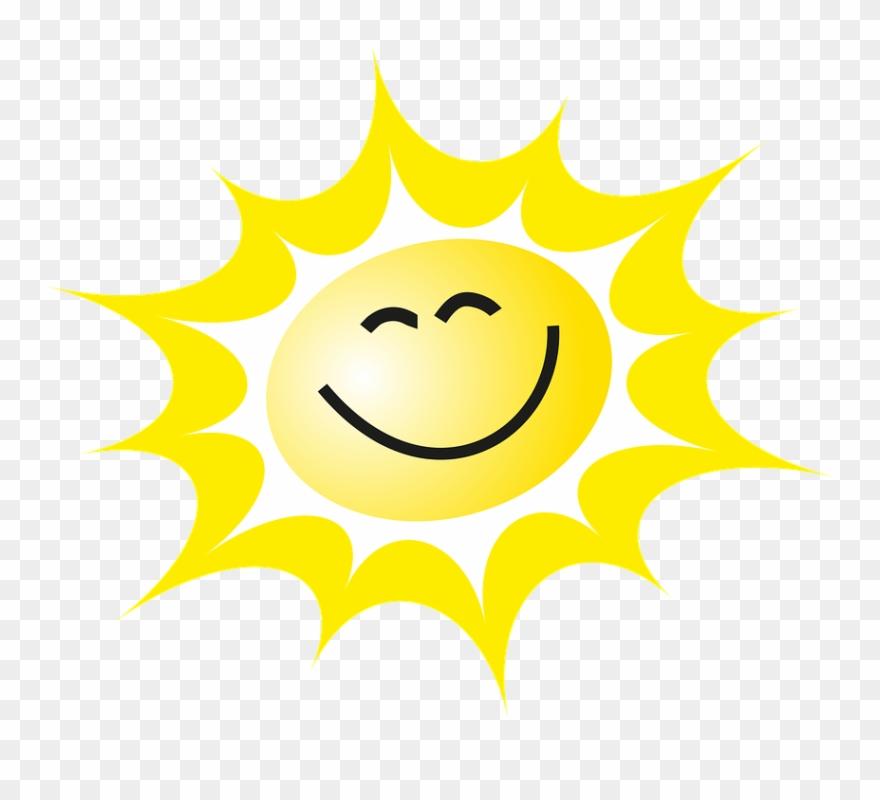 Smiling Sunshine Clipart 23, Buy Clip Art.