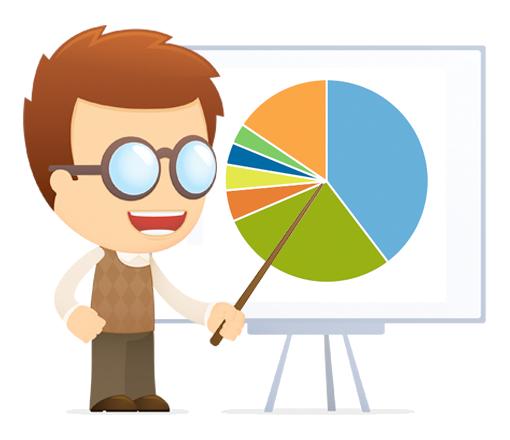 Data Analyst Clipart.