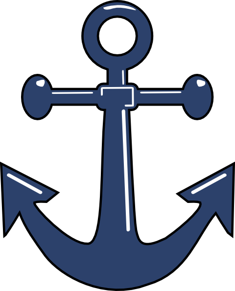 Anchor Clip Art at Clker.com.