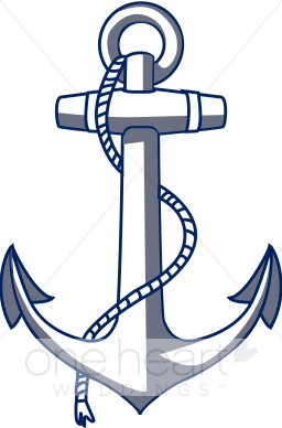 newport nautical theme clip art anchors.