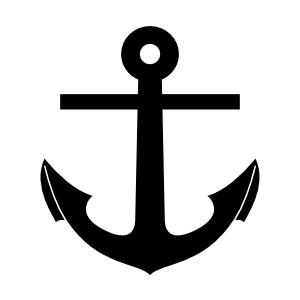 Clipart anchor logo.
