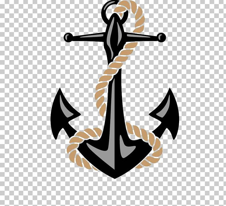 Anchor Watercraft Rope Illustration PNG, Clipart, Abstract.