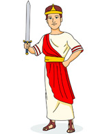 Free Ancient Rome Clipart.