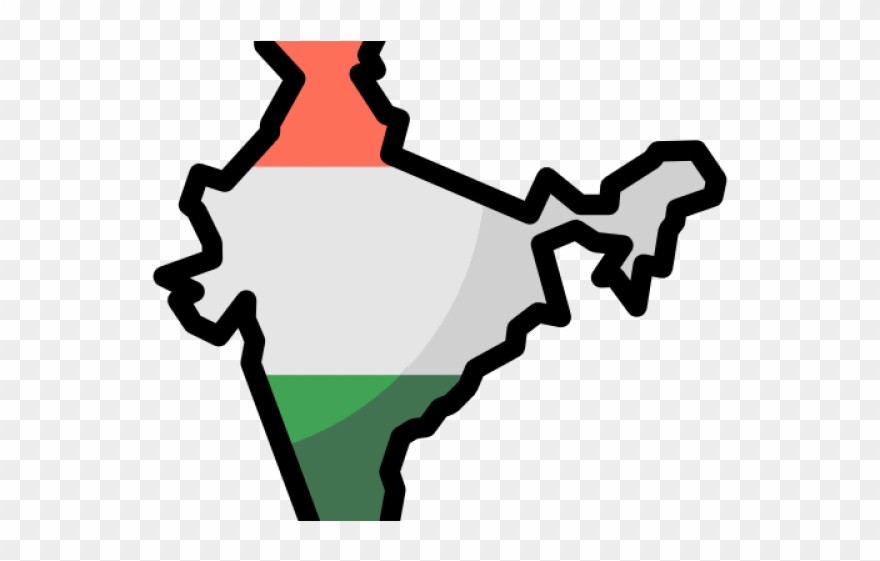 Geography Clipart India.