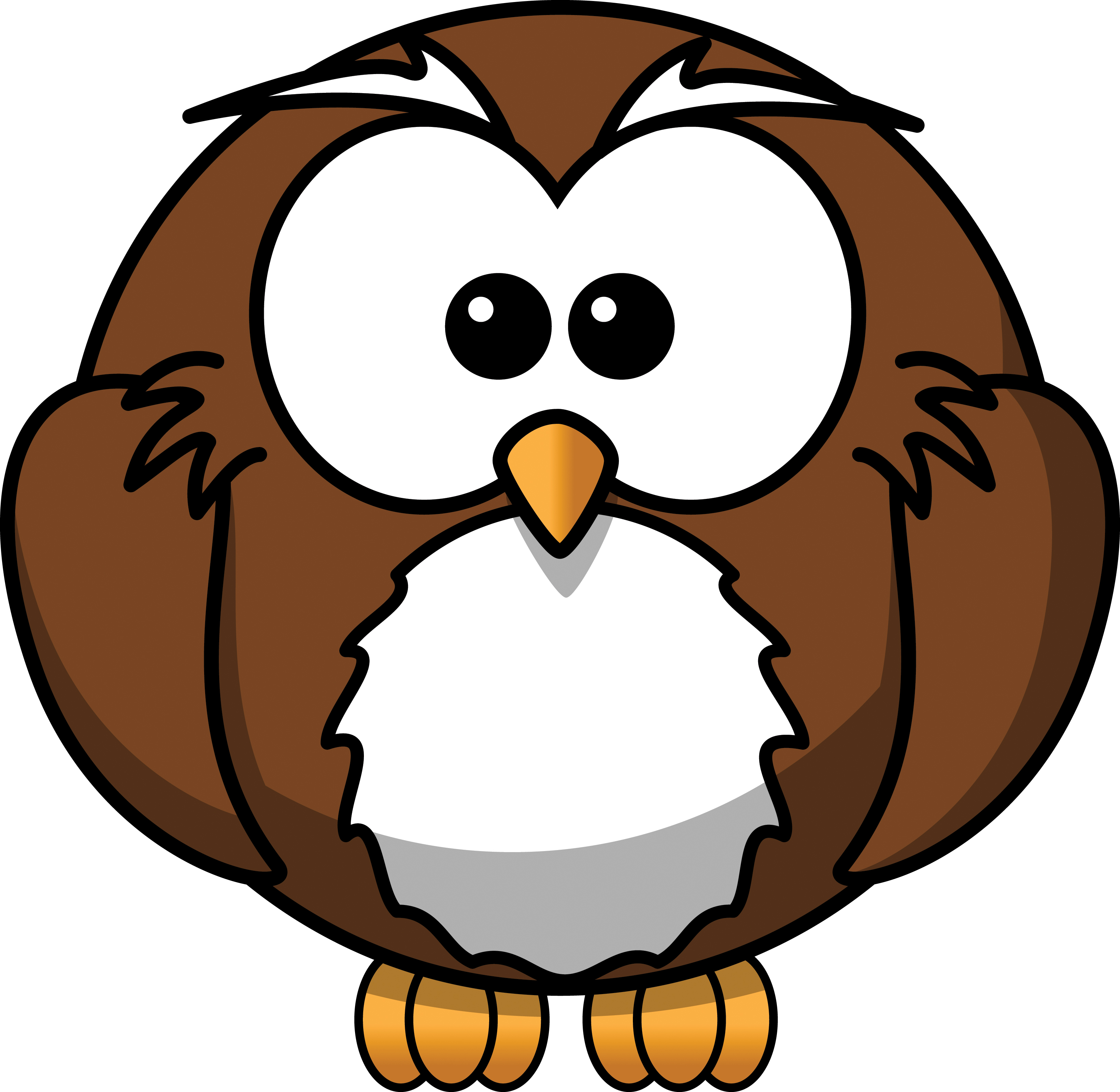Owl Clip Art.