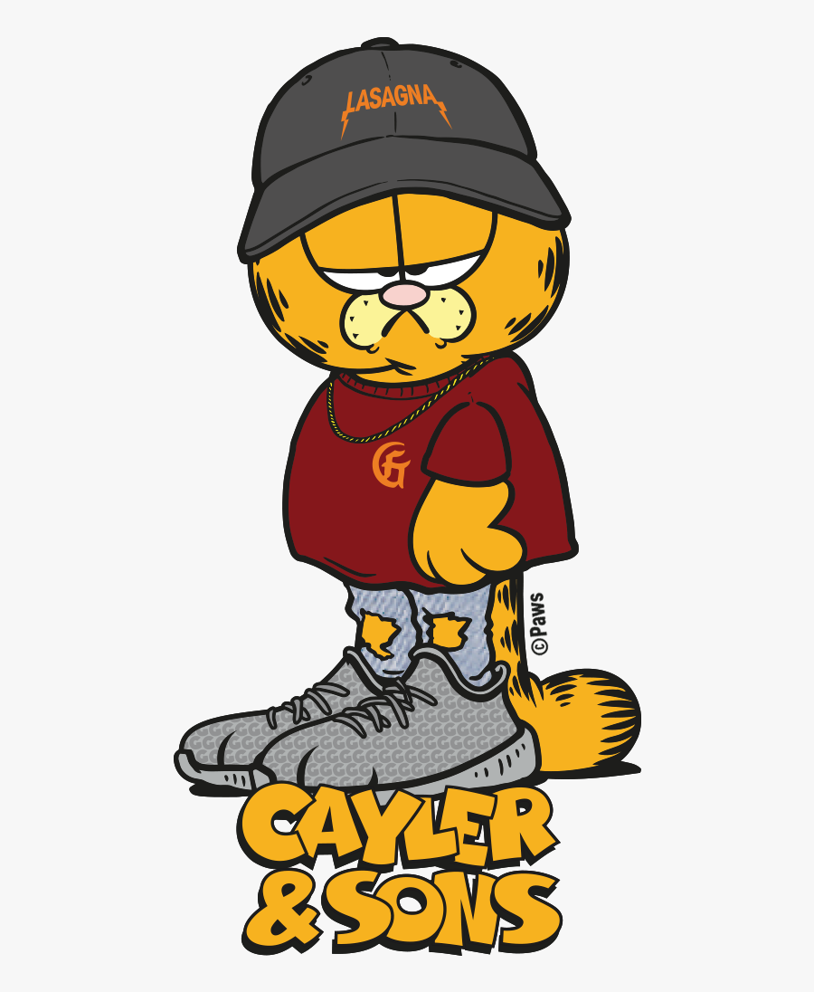 Garfield Cayler And Sons , Free Transparent Clipart.