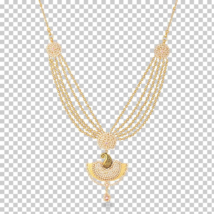 Necklace PureJewels, Bhanji Gokaldas & Sons since 1975.