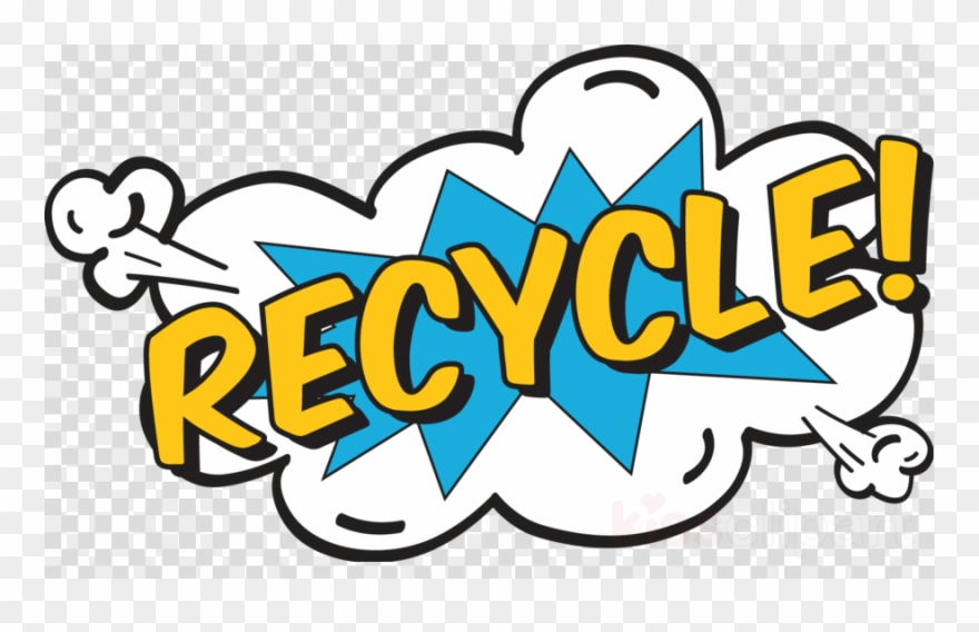 Recycle Word Art Clipart Recycling Clip Art.