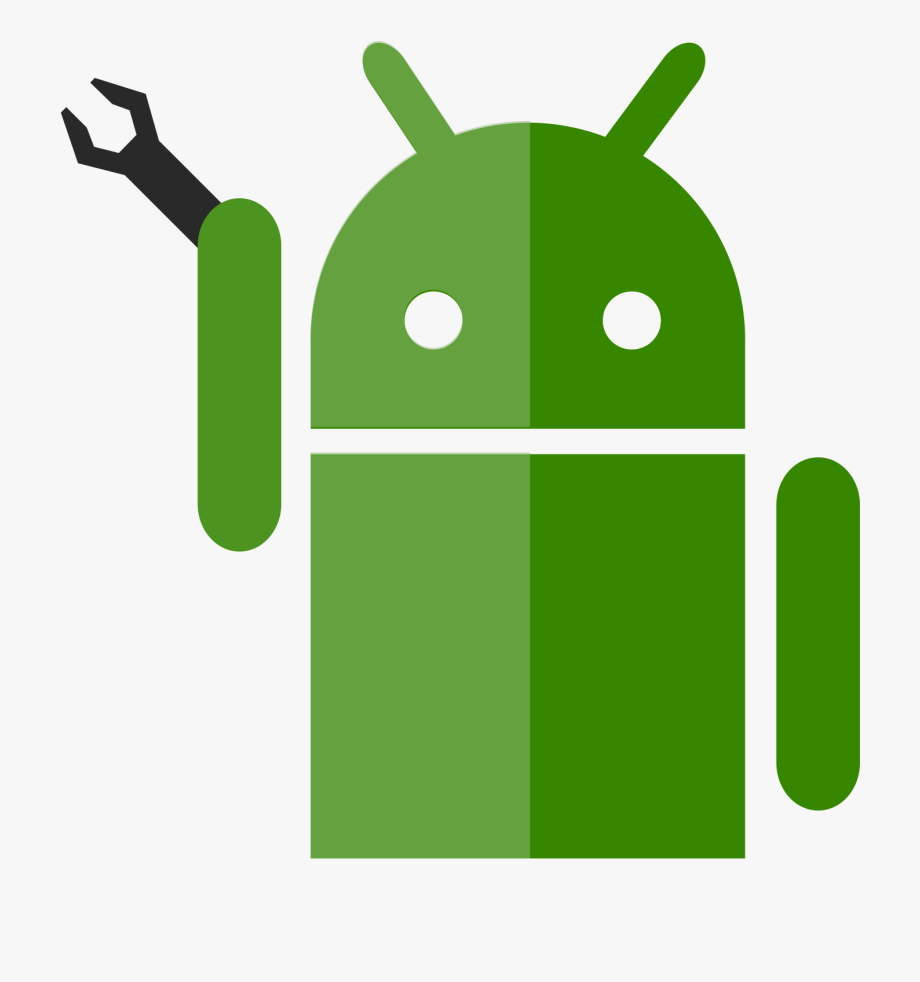 Android Clipart Simple Robot.