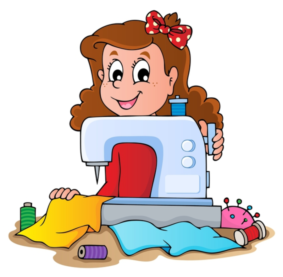 costura animado clipart Sewing clipart.