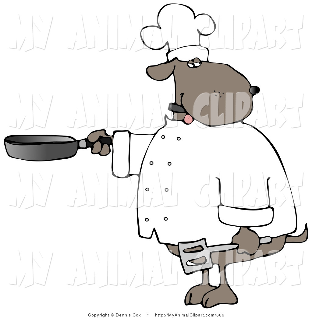 Royalty Free Cooking Stock Animal Designs.