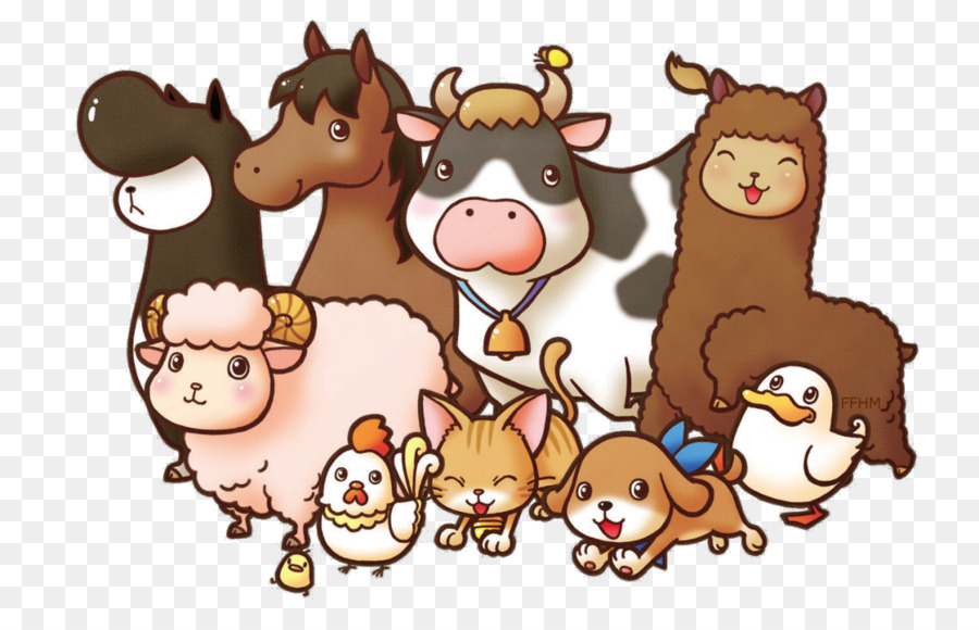 Baby Farm Animals PNG HD Transparent Baby Farm Animals HD.