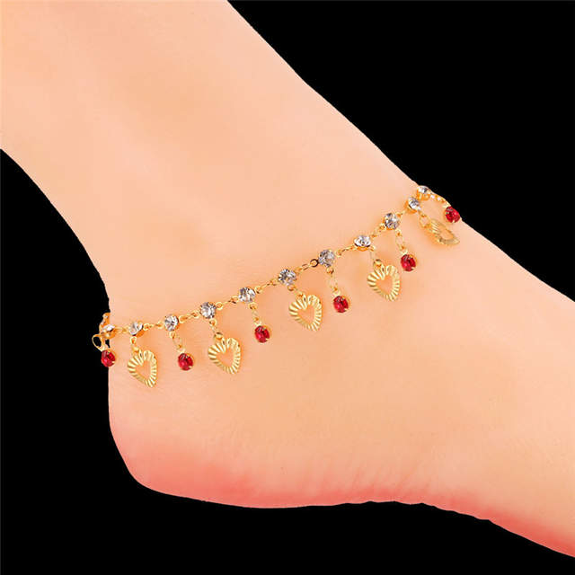 Foot clipart anklet, Foot anklet Transparent FREE for.