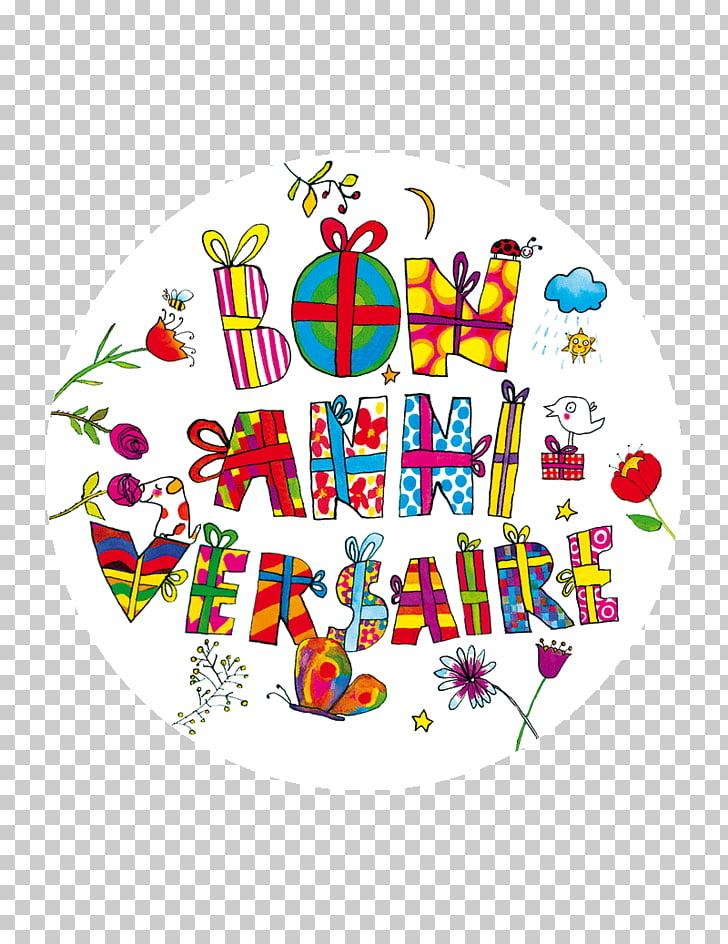 Happy Birthday Bon anniversaire Joyeux anniversaire Party.