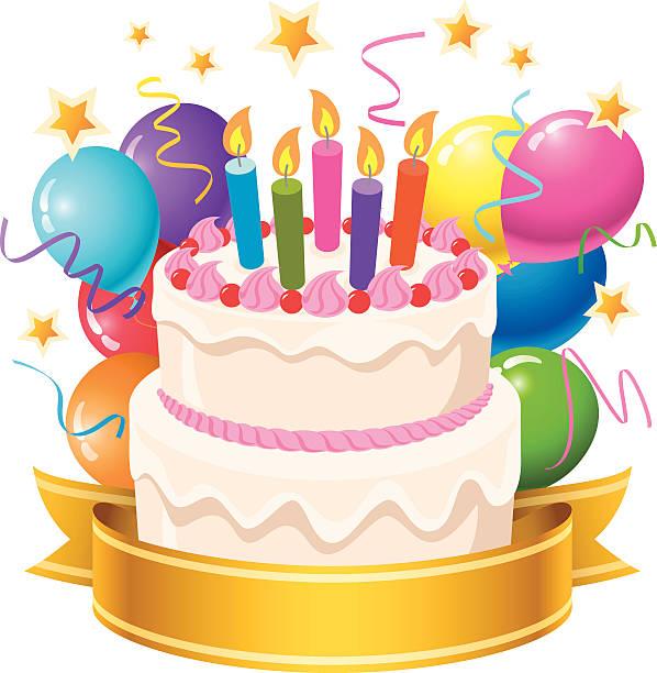 Gâteau anniversaire clipart 1 » Clipart Station.