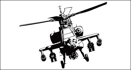 Apache helicopters Clipart Picture Free Download.