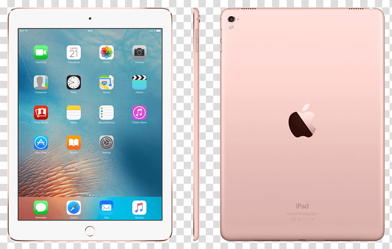 Ipad, IPad , Apple, Computer, Inch, Rose Gold, Apple Ipad.