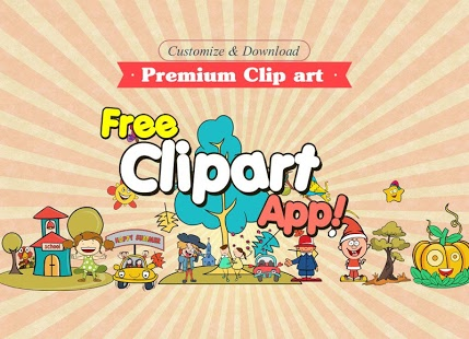 Free Android Clipart Apps.