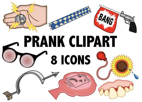 PRANK CLIPART.