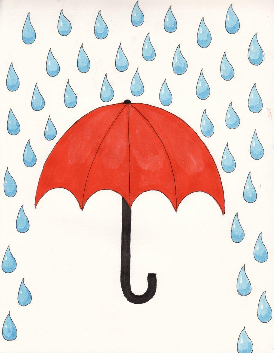 257 April Showers free clipart.