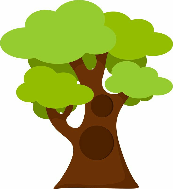 Arbol clipart » Clipart Station.