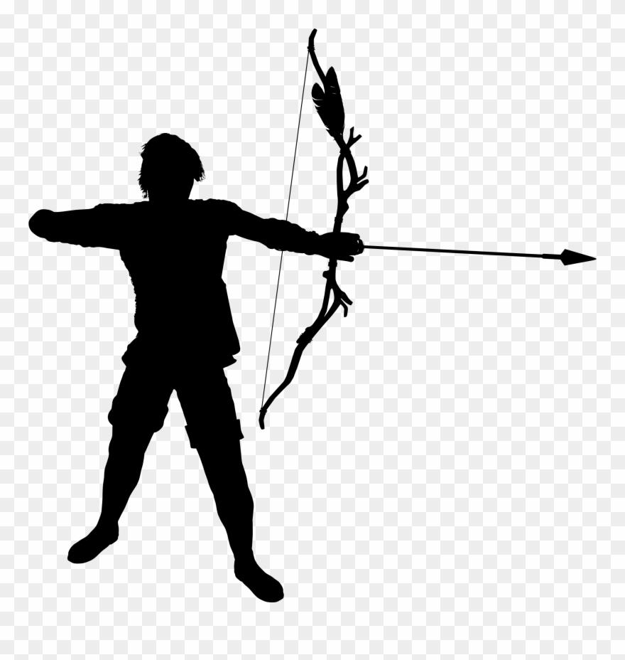 Image Transparent Archer Clipart Warrior.