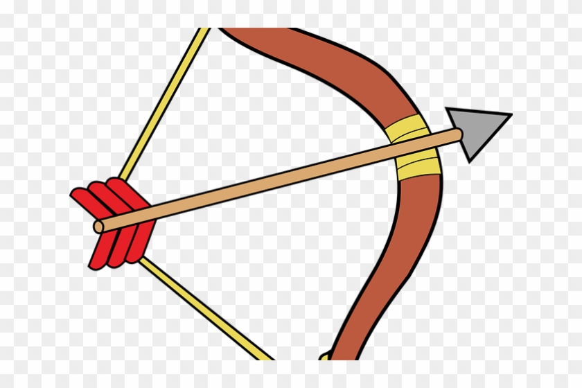 Image Of Bow And Arrow.