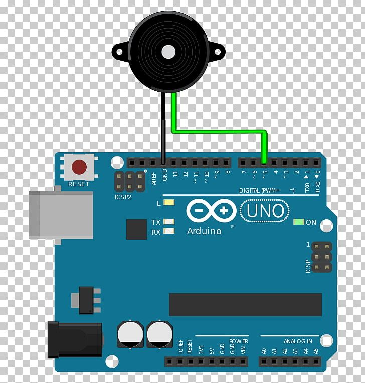 Arduino Uno Sensor Light.