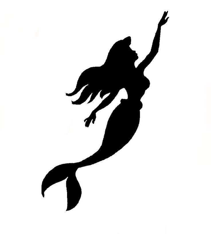 25+ best ideas about Mermaid Silhouette on Pinterest.