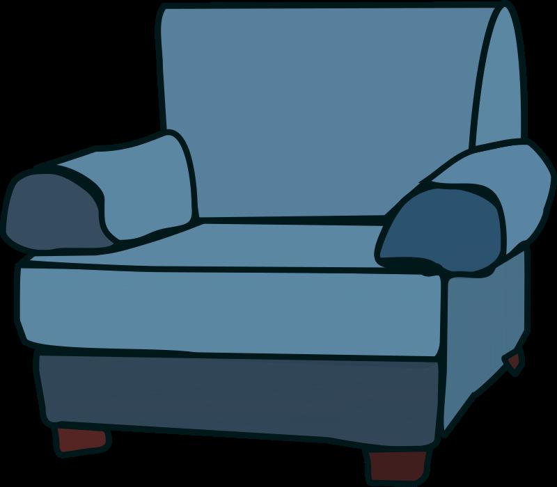 Free Clipart: Armchair.