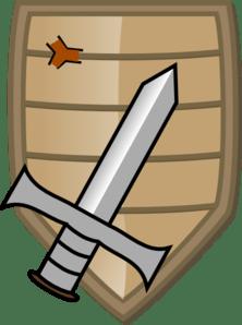Shield armor clipart 1 » Clipart Portal.